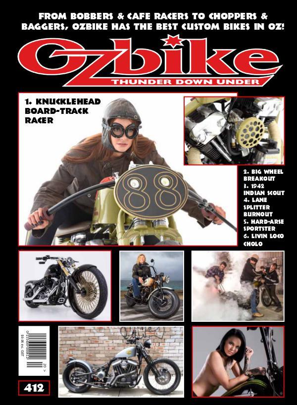 Ozbike #412