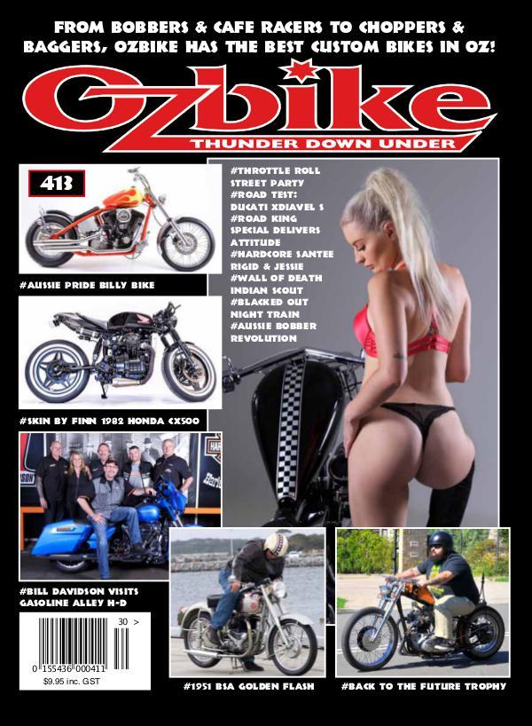 Ozbike Magazine Ozbike #413