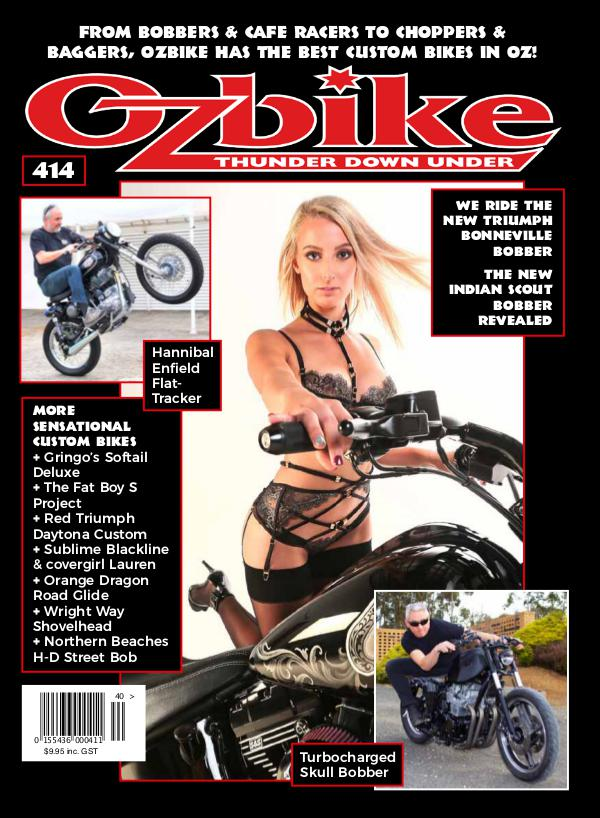 Ozbike Magazine Ozbike #414