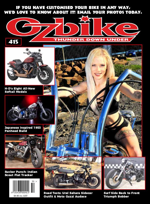 Ozbike #415