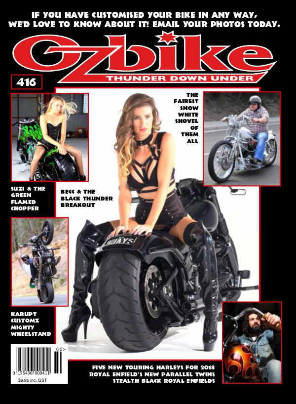 Ozbike #416