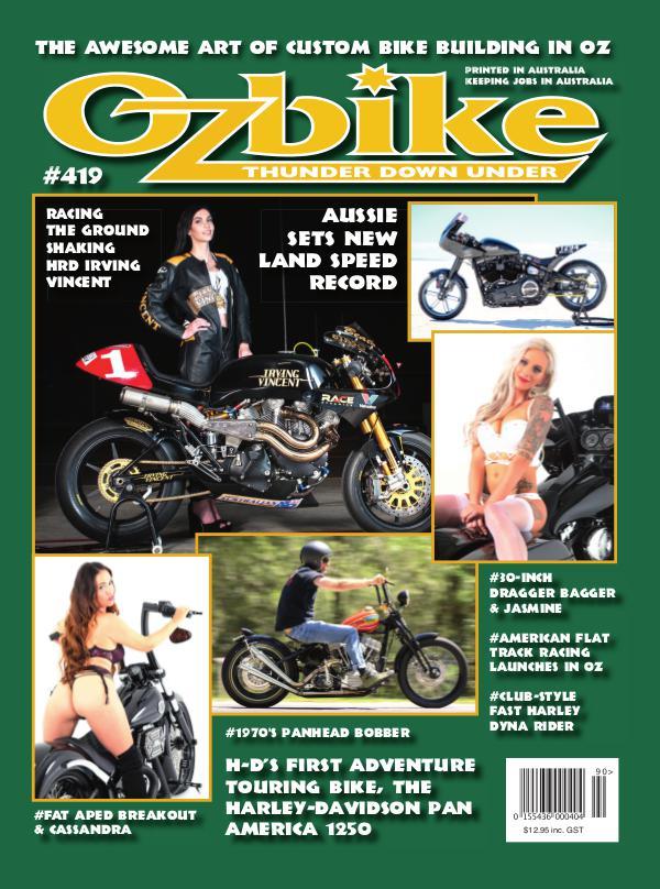 Ozbike #419