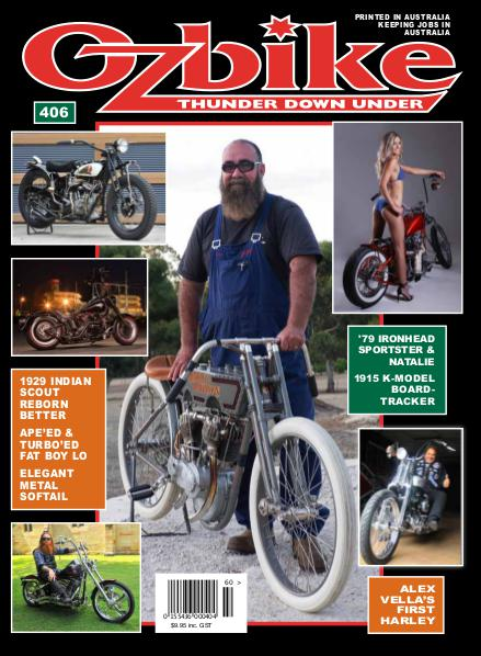 Ozbike Magazine Ozbike #406