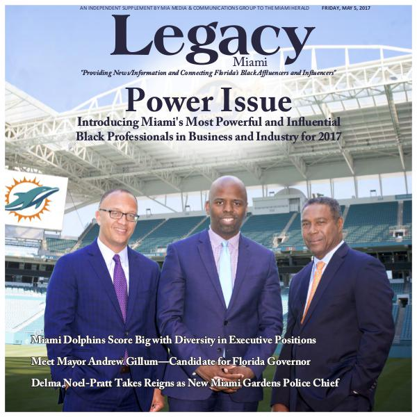 Legacy 2017 Miami: Power Issue