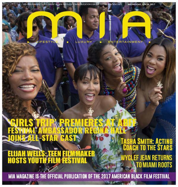MIA Magazine MIA ABFF Issue 2017