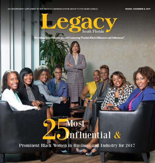 2017 South Florida: 25 Most Powerful Women Issue