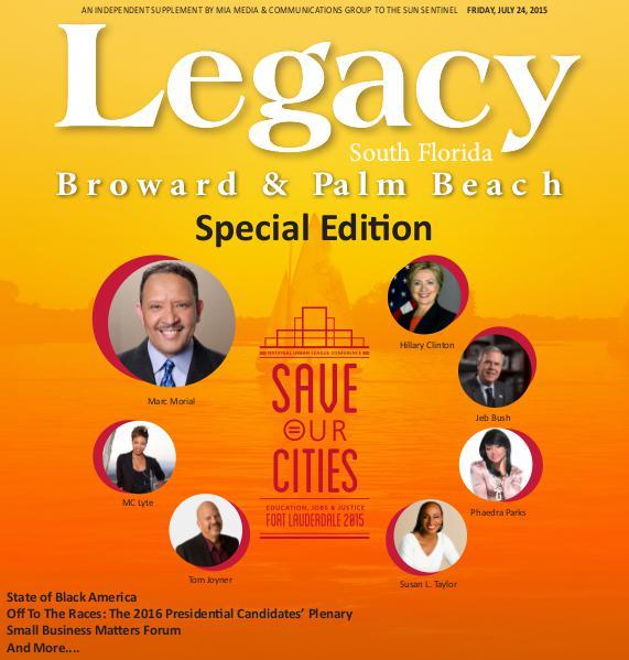 Legacy 2015 South Florida: Urban League Conference
