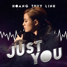 "Hoang Thuy Linh ""JUST YOU"" single - Digital Booklet"