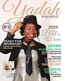 Yadah Magazine
