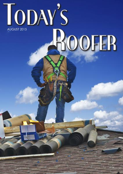 Today's Roofer August 2015