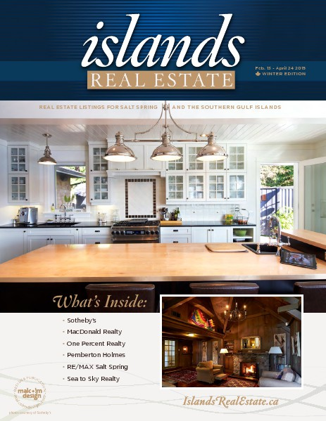 Islands Real Estate Winter February 2015