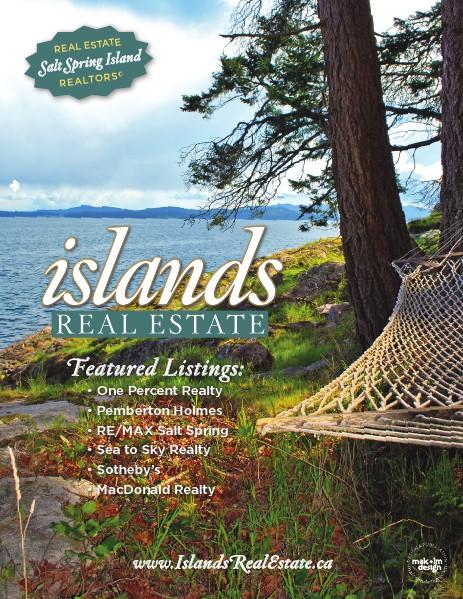 Islands Real Estate Summer June 2014
