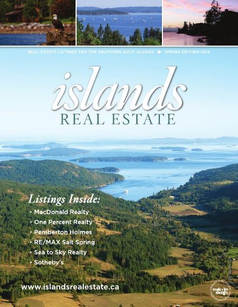 Islands Real Estate Spring 2014