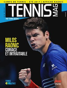 Tennis-mag #106 - Avril 2017