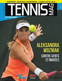 Tennis-mag #110 - Avril 2018