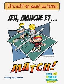 Tournée de tennis scolaire 2019 - Guide parent-enfant
