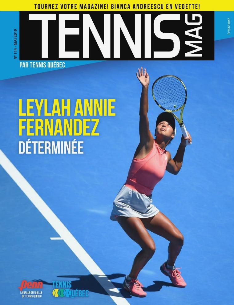 Tennis-mag #114 - MAI 2019 Tennis_Mag #114-numerique