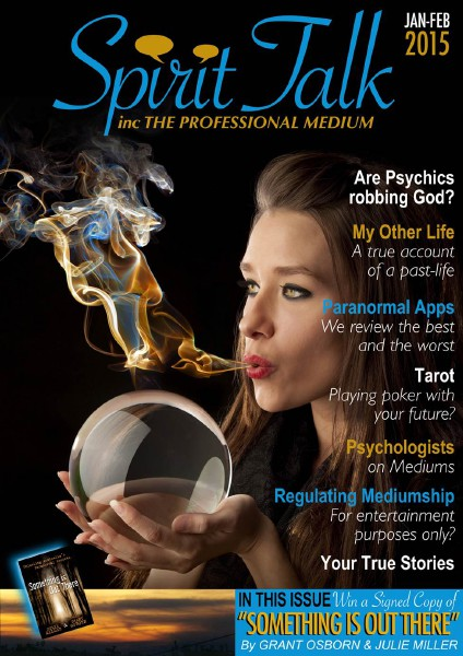 Spirit Talk & The Professional Medium Issue 1