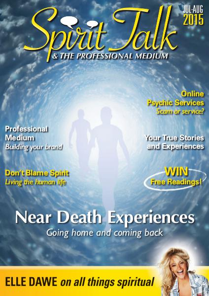 Spirit Talk & The Professional Medium Issue 4