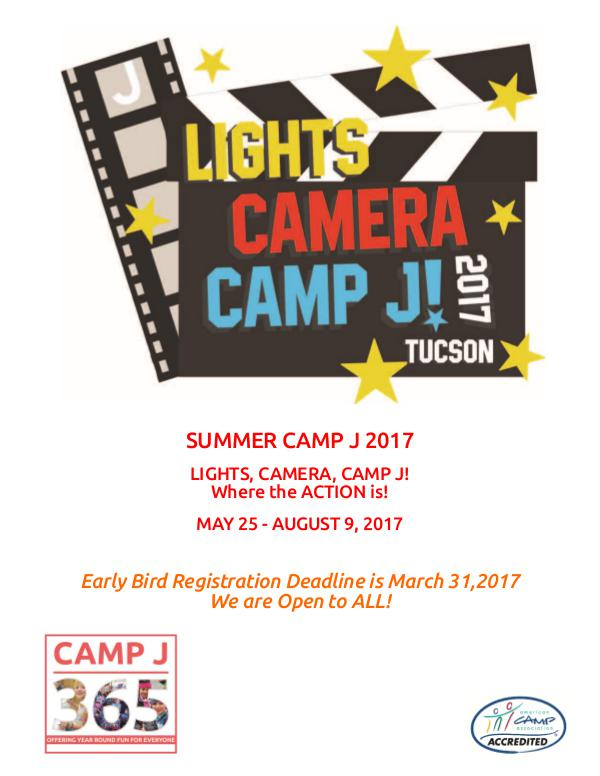 Summer Camp Brochure 2 Summer Camp 2017 Volume 2