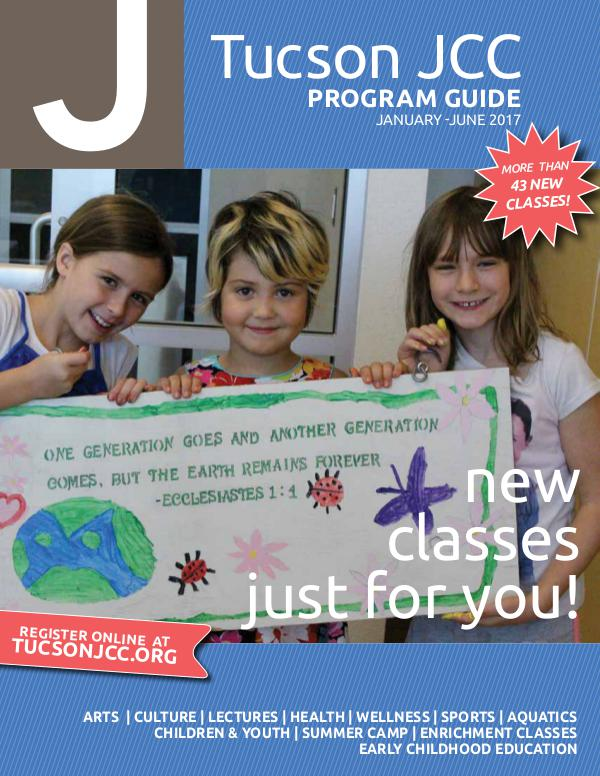 Jan. - May 2017 Program Guide Winter/Spring