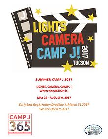 Summer Camp Brochure 2017