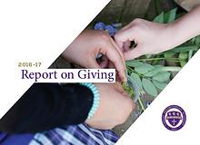 CPA Report on Giving 2016-17