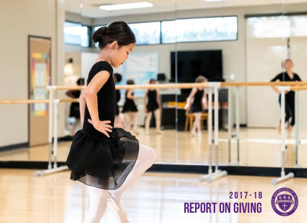2017-18 CPA Report on Giving 2017-18 CPA Report on Giving