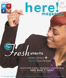 Here! Magazine