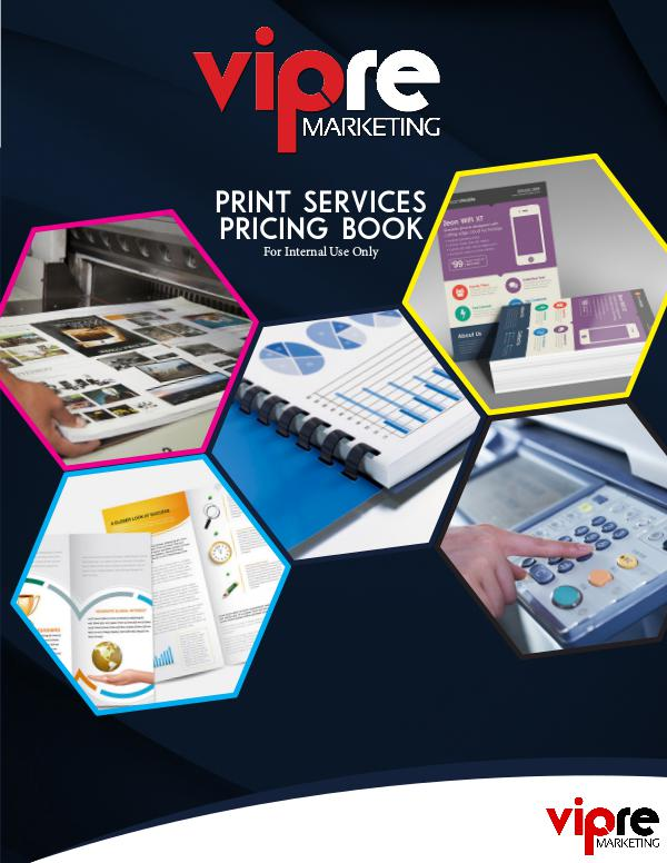 VIP Real Estate Marketing Pricing VIPRE Marketing -Print-Servies-Pricing-Book-New