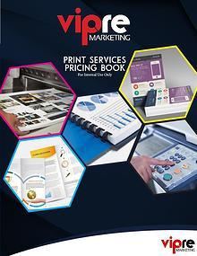 VIP Real Estate Marketing Pricing
