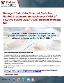 Managed Industrial Ethernet Switches Market
