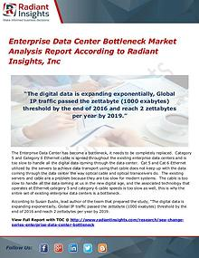 Enterprise Data Center Bottleneck Market Analysis Report
