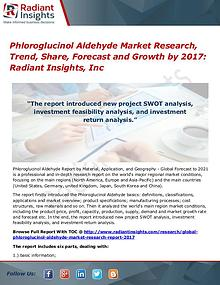 Phloroglucinol Aldehyde Market Research, Trend, Share, Forecast 2017