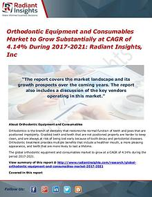 Orthodontic Equipment and Consumables Market 2021