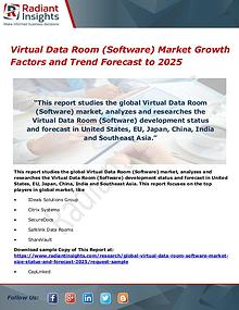 Virtual Data Room (Software) Market 2025