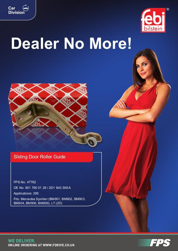FDrive febi Dealer No More