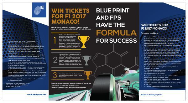 FDrive Win tickets to Monaco Grand Prix!