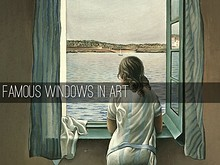 Famous Windows In Art