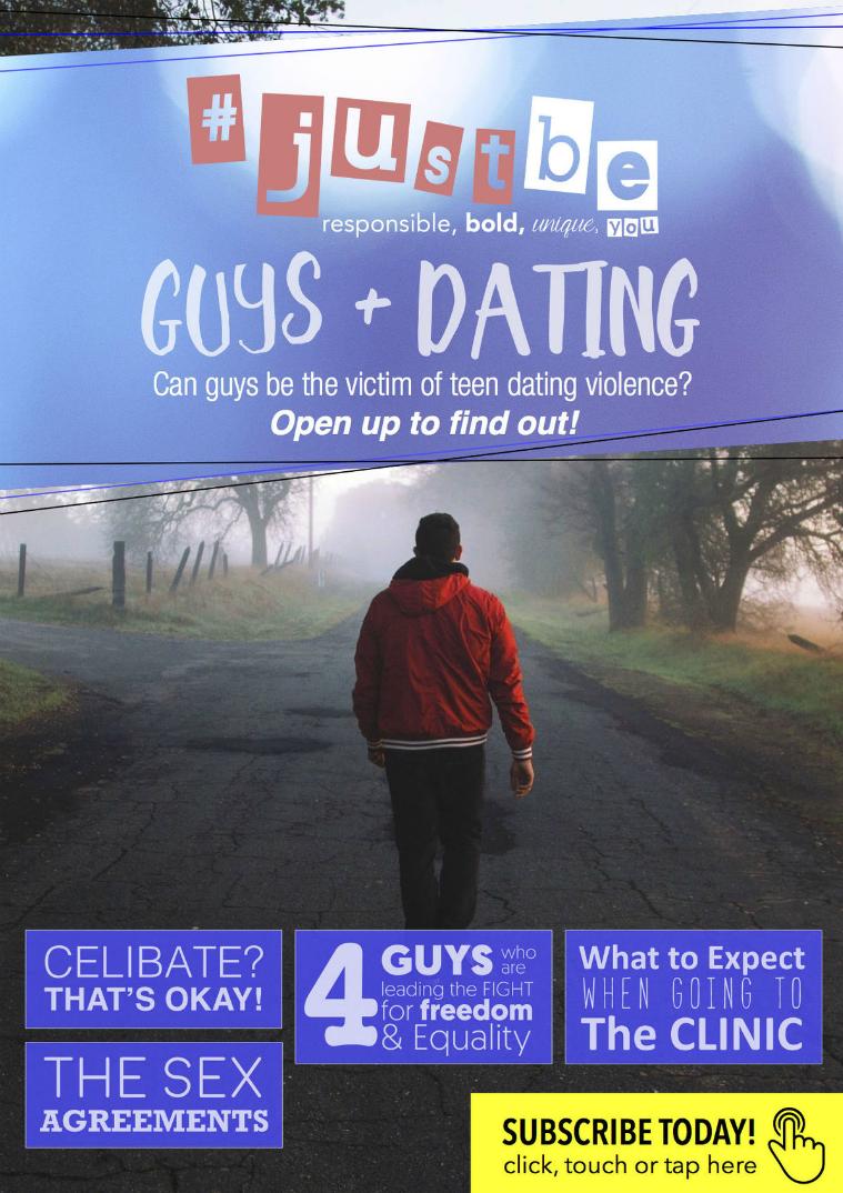 #JustBe Magazine February 2016