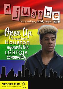 #JustBe Magazine
