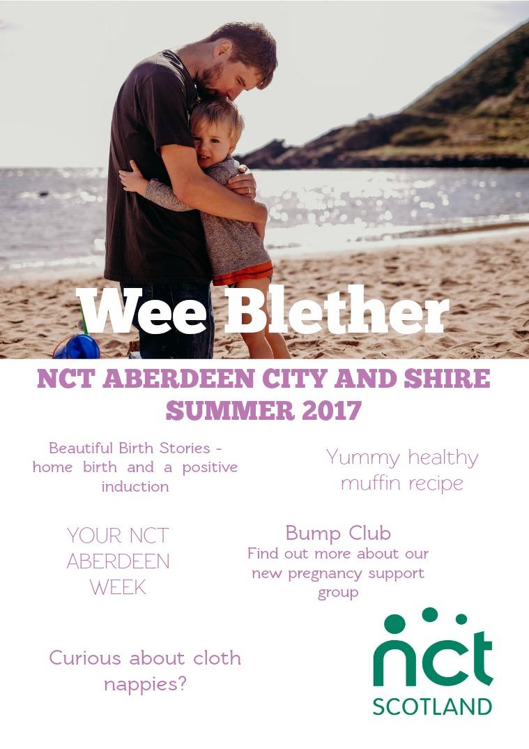 Wee Blether Summer 2017
