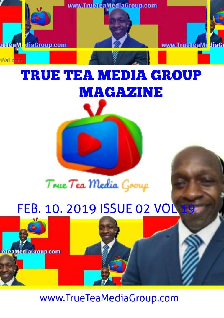 True Tea Media Group 2019 Social Media Marketing Workshop FEB. VOL. 19 ISSUE 02