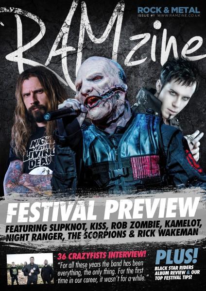 Issue 1 - Feb. 2015