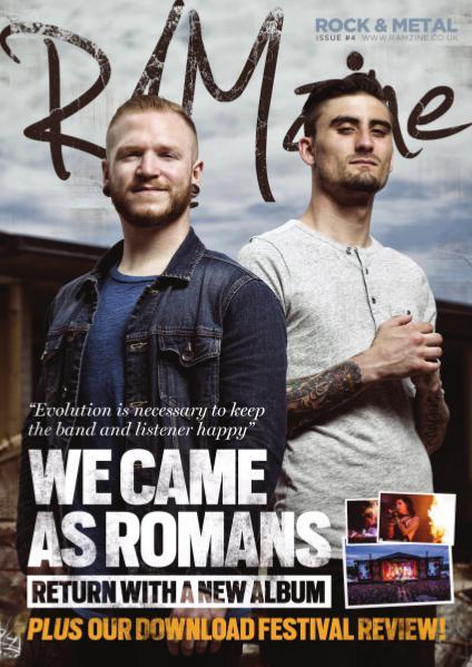 RAMzine Issue 4 - July 2015