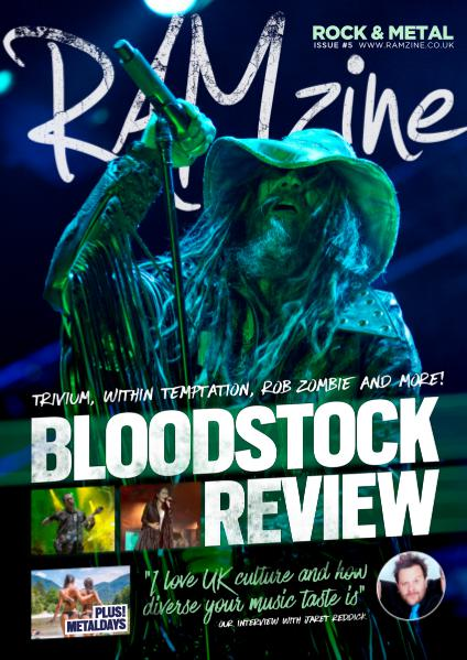 RAMzine Issue 5