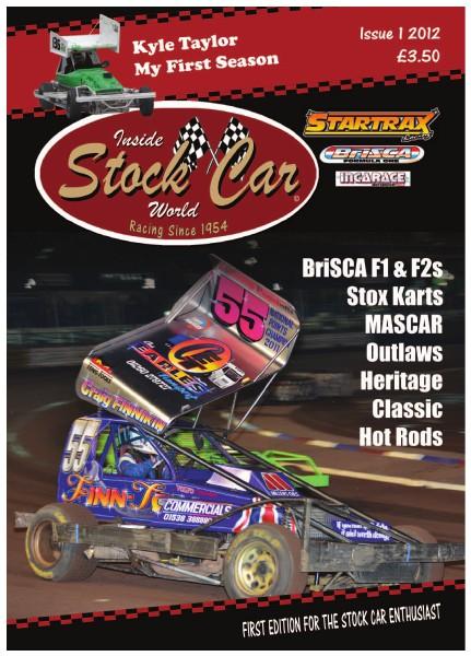 Inside Stock Car World Magazine UK Stock car magazine including vintage.