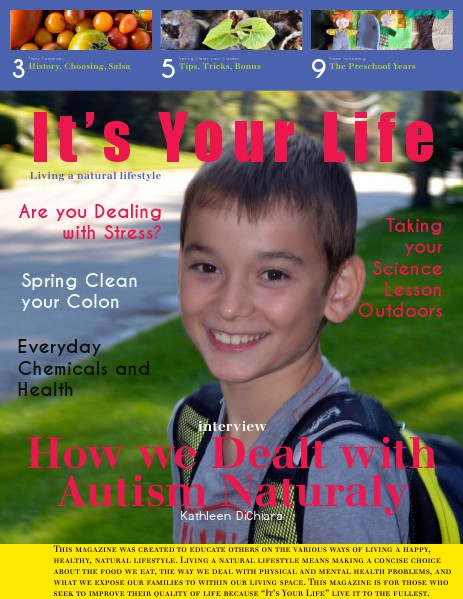It's Your Life April/May 2015