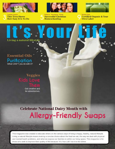 It's Your Life June/July 2015