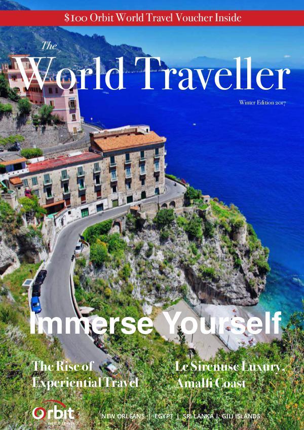 The World Traveller Winter 2017